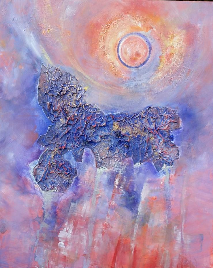 dreamcatcher-acrylique-sur-toile-81x65